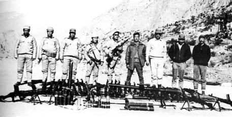 Tibetan Guerrilas